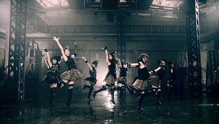 「飛べないアゲハチョウ」AKB48 アンダーガールズ4
