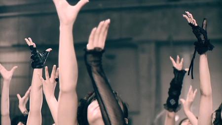 「飛べないアゲハチョウ」AKB48 アンダーガールズ5