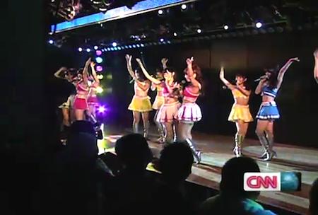 AKB48劇場「シアターの女神」