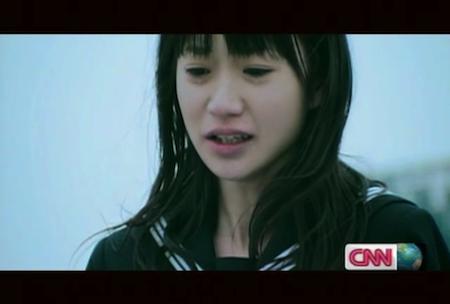 大島優子さん「軽蔑していた愛情」より1
