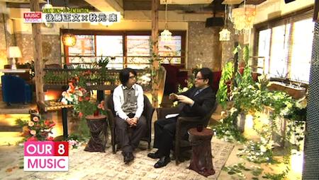 後藤正文さん(ASIAN KUNG-FU GENERATION) × 秋元康さん2
