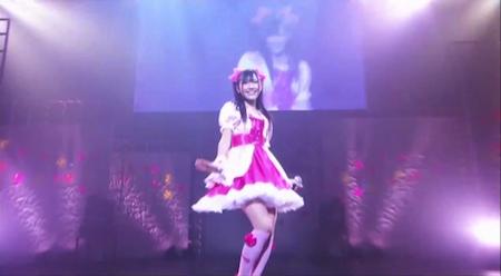 「軟体恋愛クラゲっ娘」渡辺麻友ソロ -2010年Team Ogi祭り-1