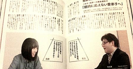 フォトブック「さしこ」指原莉乃×秋元康 対談