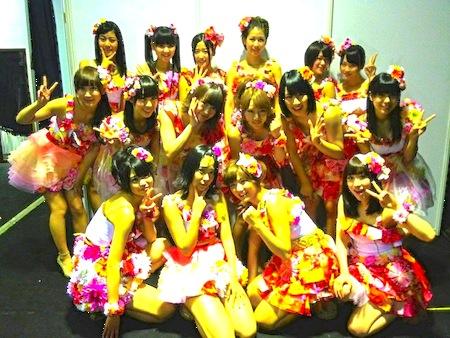 AKB48 ジャパン・ポップカルチャー・フェスティバル