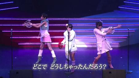 島崎遥香×山内鈴蘭×光宗薫 AKB48紅白対抗歌合戦「ハート型ウイルス」2