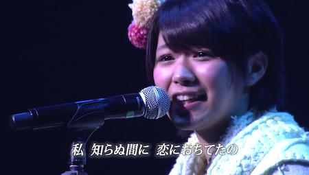 山内鈴蘭 AKB48紅白対抗歌合戦「ハート型ウイルス」3