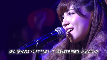 河西智美 AKB48紅白対抗歌合戦「愛しきナターシャ」1