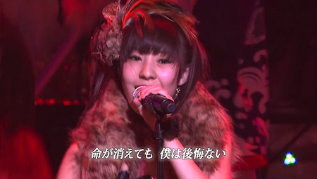 藤江れいな AKB48紅白対抗歌合戦「愛しきナターシャ」5