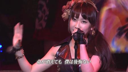 仁藤萌乃 AKB48紅白対抗歌合戦「愛しきナターシャ」6