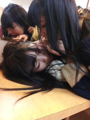 「倉持明日香さんと岩佐美咲さん」もちくらさんとわさみん ちいちゃんぐぐたす