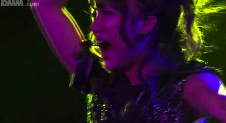 「愛しさのアクセル」高橋みなみソロ 2月20日チームA公演7
