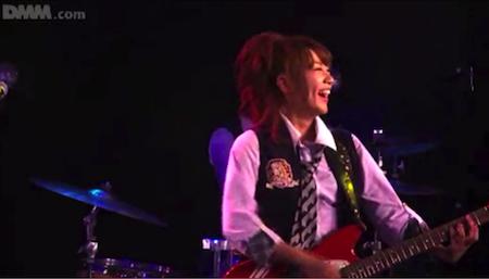 高橋みなみ ドラマーはるごん「GIVE ME FIVE!」2月20日チームA公演10