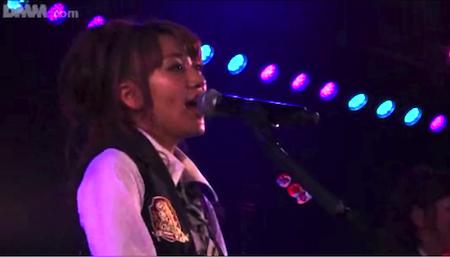 高橋みなみ ドラマーはるごん「GIVE ME FIVE!」2月20日チームA公演3