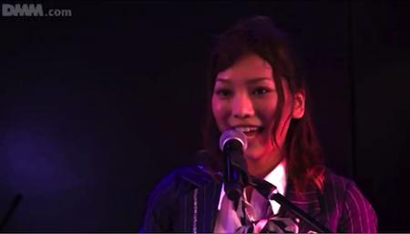 高城亜紀 ドラマーはるごん「GIVE ME FIVE!」2月20日チームA公演7