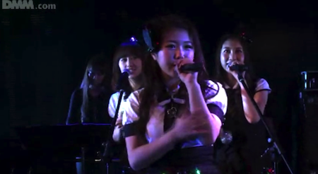 宮崎 小林 近野 ベーシストしほりん誕生「GIVE ME FIVE!」2月24日チームB公演2