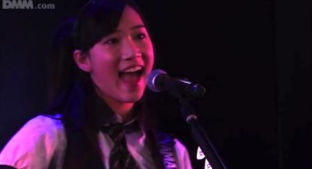 鈴木紫帆里 ベーシストしほりん誕生「GIVE ME FIVE!」2月24日チームB公演4