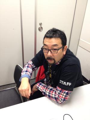「SKE48支配人 湯浅洋さん」戸賀崎智信さんの google+より