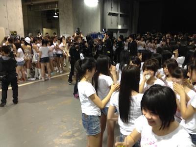 「前田敦子さん卒業発表」戸賀崎智信さんの google+より20