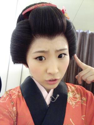 岩佐美咲さんの google+より1