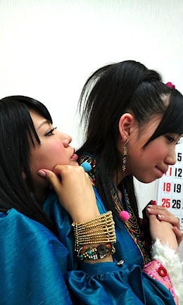 「しほりん」倉持明日香さんの google+