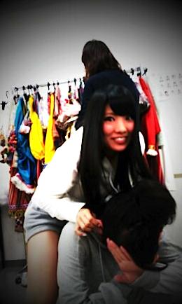 「咲子師匠」倉持明日香さんの google+ もちくらさん ぐぐたす