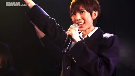 2011年12月8日 AKB48劇場6周年記念特別公演「会いたかった」の光宗薫さん