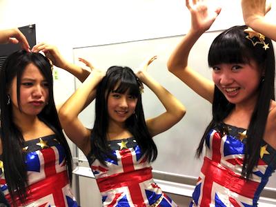 本日13期生の初公演「Reset」 がんばれ!! 先輩たちのエール1