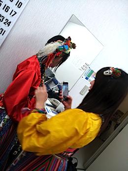 「れいにゃん」「さや姉」 仲川遥香さんの google+ より