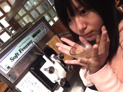 「大場美奈のソフトクリーム講座」永尾まりやさんの google+より1