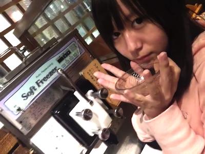 「大場美奈のソフトクリーム講座」永尾まりやさんの google+より2