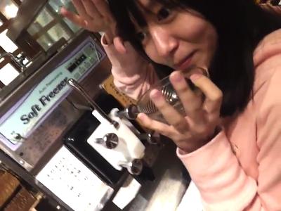 「大場美奈のソフトクリーム講座」永尾まりやさんの google+より3