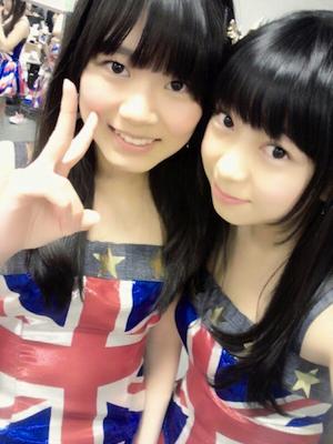 13期 高島祐利奈さん(左)と、鈴木里香さん