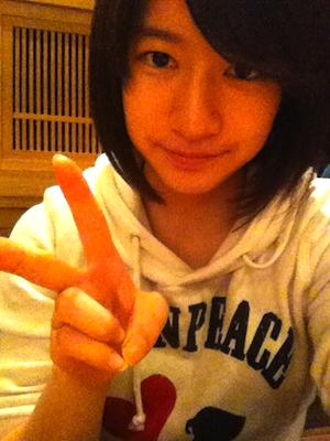 竹内美宥さんの google+より2