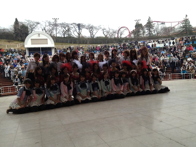 SDN48東京最後の握手会 戸賀崎智信さんの google+より14