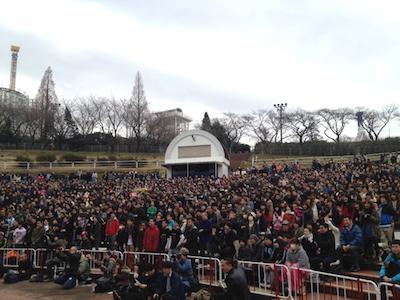 SDN48東京最後の握手会 戸賀崎智信さんの google+より5
