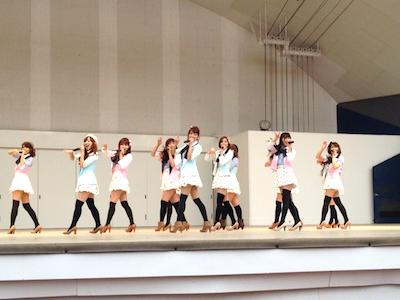SDN48東京最後の握手会 戸賀崎智信さんの google+より7