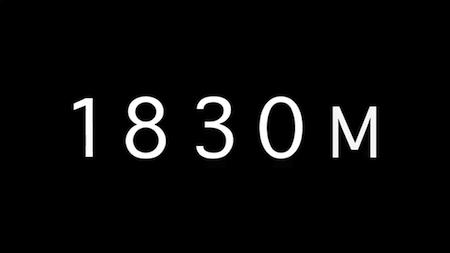 「東京ドームコンサート開催決定 」発表ムービー5