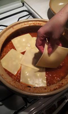 ワタ鍋 チーズリゾット1