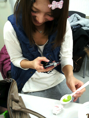 横山由依さんの google+より