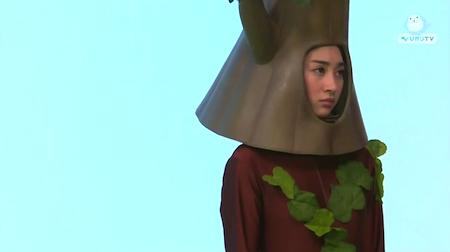 木(中塚智実さん) びみょ~第15回 「笑いに耐える木」より