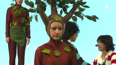 木(小森美果さん) びみょ~第15回 「笑いに耐える木」より