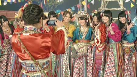 「ぐぐたすの空」Google+ AKB48編 60秒フルバージョン10