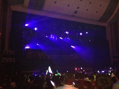 SDN48 卒業コンサート「NEXT ENCORE」戸賀崎智信さんの google+より