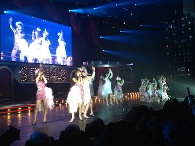 SDN48 卒業コンサート「NEXT ENCORE」戸賀崎智信さんの google+より10