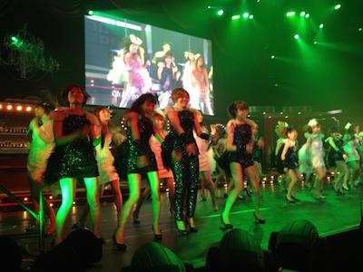 SDN48 卒業コンサート「NEXT ENCORE」戸賀崎智信さんの google+より11