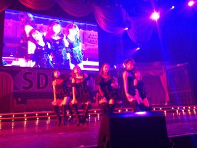 SDN48 卒業コンサート「NEXT ENCORE」戸賀崎智信さんの google+より13