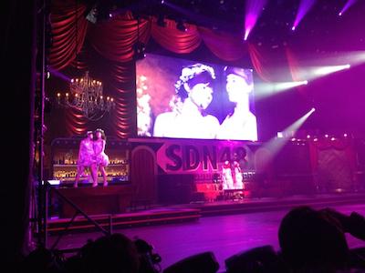 SDN48 卒業コンサート「NEXT ENCORE」戸賀崎智信さんの google+より14