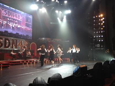 SDN48 卒業コンサート「NEXT ENCORE」戸賀崎智信さんの google+より16