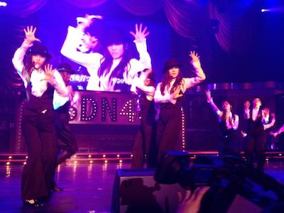 SDN48 卒業コンサート「NEXT ENCORE」戸賀崎智信さんの google+より17