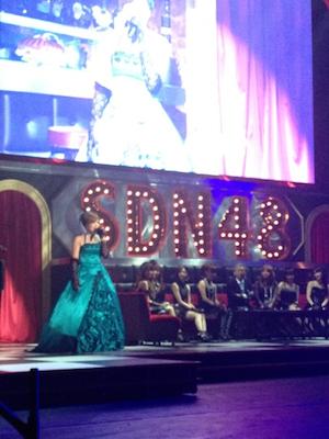 SDN48 卒業コンサート「NEXT ENCORE」戸賀崎智信さんの google+より21